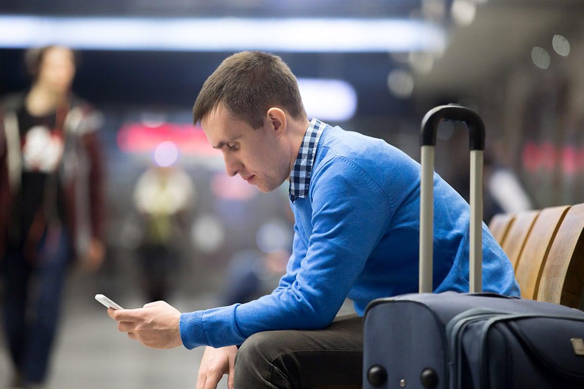 E-tourisme : Le mobile de plus en plus utilisé pour réserver ses vacances