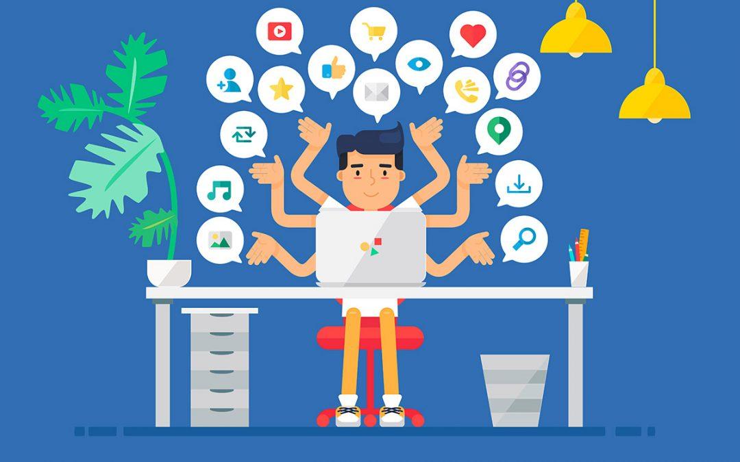 Focus sur les chiffres clés des réseaux sociaux en 2019