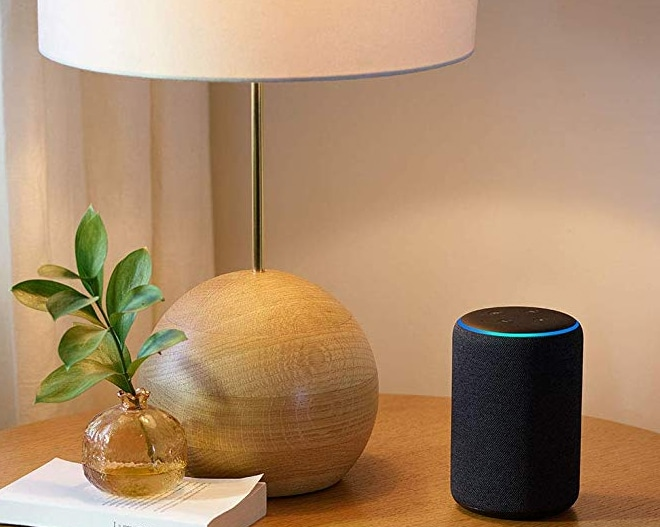 enceinte connectée - Amazon echo