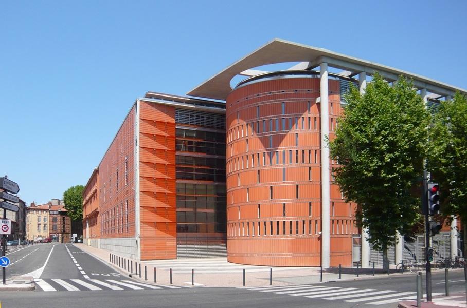 Palais justice Toulouse